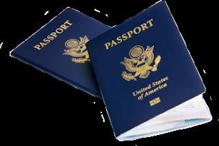 Passport book