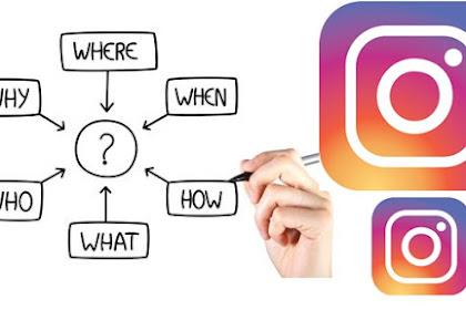 Beberapa Masalah Pengguna Instagram