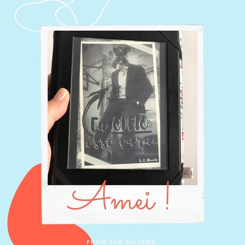 [Livro]#Resenha - Eu Odeio Esse Cara - L.C. Almeida