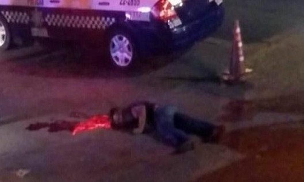 """Ajuste de cuentas deja un ejecutado frente al bar """"Maracuyá"""" de Minatitlán."""