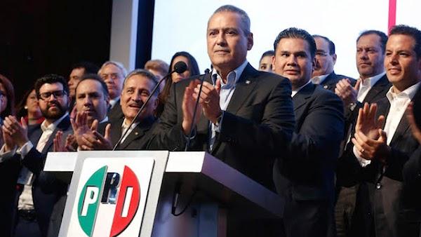 El PRI es el mas partido mas transparente y limpio de México: INE