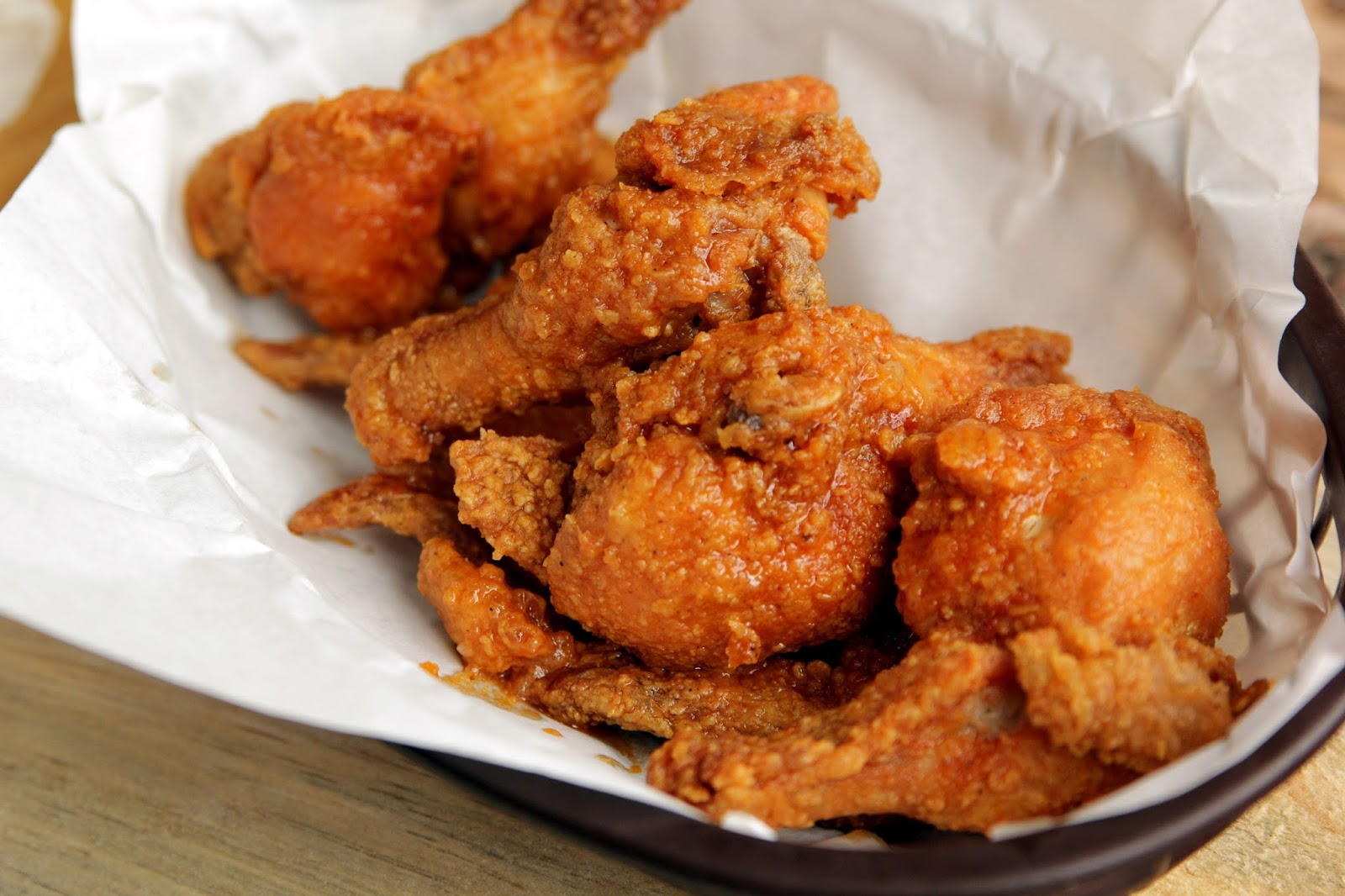 Buffalo Wings For P100 At Brooklyn S New York Pizza