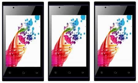 Maximus Vjoy+ Plus Smartphone