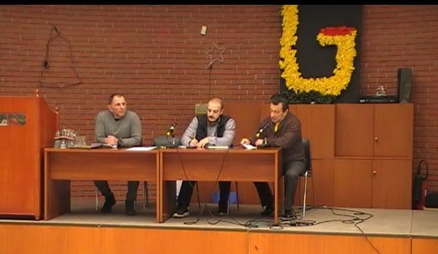 Πραγματοποιήθηκε η ετήσια Τακτική Γενική Συνέλευση της Ευξεινου Λεσχης Βεροιας