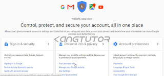 Memverifikasi Email Gmail