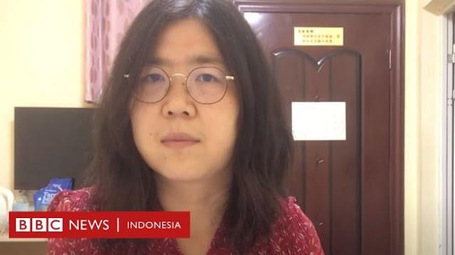 Meliput Covid-19 di Wuhan, Jurnalis Terancam Dipenjara, Dituduh Bikin Gaduh