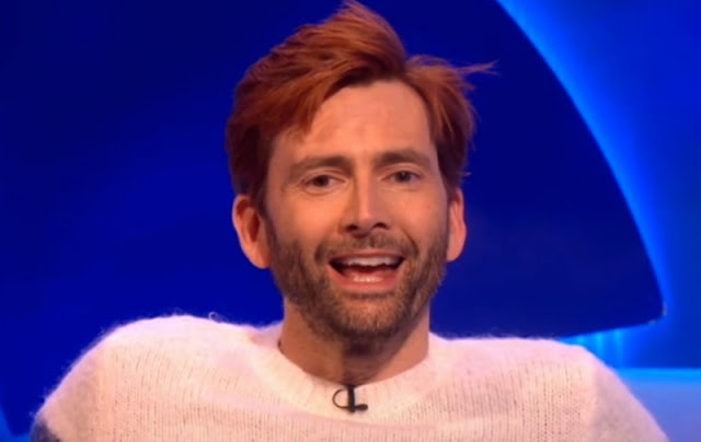 David Tennant on The Last Leg