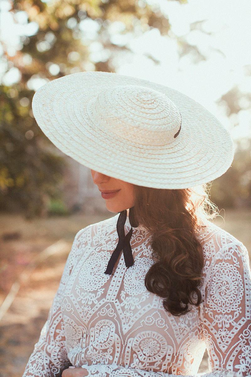 Etsy Straw hat