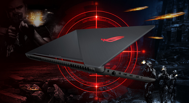 Highlight Asus ROG Strix Scar Edition