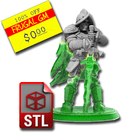 Free GM Resource: Hero Forge STL Files for Minis to Print at Home
