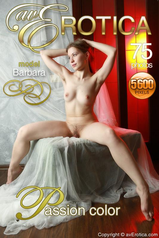 avErotica9-07 Barbara - Passion Color 03250