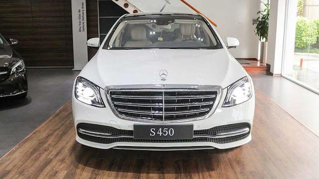 Đánh giá Mercedes S450 Limited Edition 2021