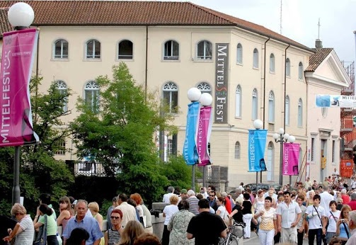 Anche gli artisti albanesi partecipano alla 30° edizione del Mittelfest in Italia