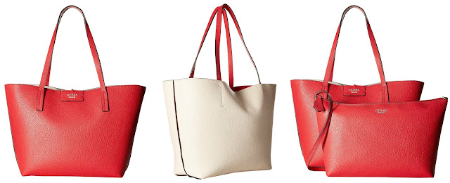 Guess Bobbi Inside Out Tote $49 (reg $98)