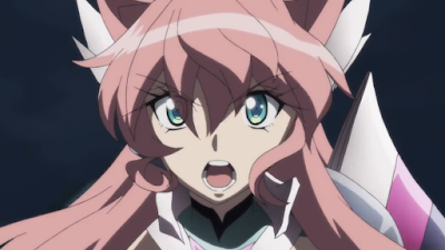 Senki Zesshou Symphogear XV Episode 7
