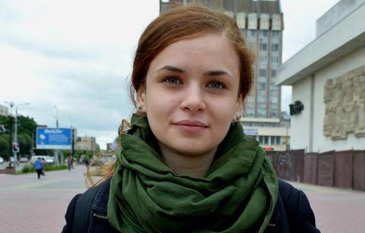 Засновниця онлайн-журналу «Куфер» Софія Дейчаківська