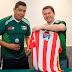 Sahuí se reúne con leyendas del fútbol mexicano