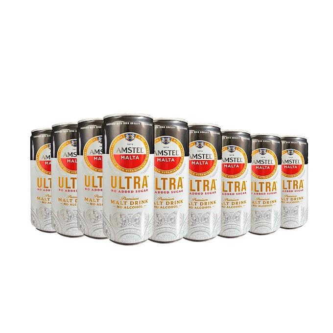 Amstel Malta Ultra Drink 33cl x 24