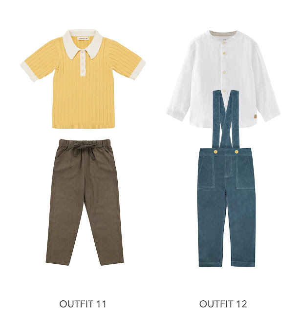 2 trendy vintage inspired easter outfits for boys