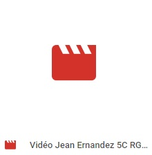Vidéo Jean Ernandez 5C