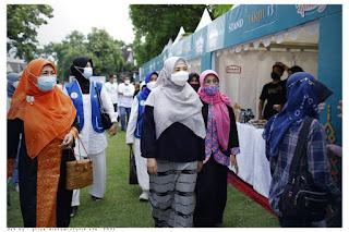 Expo Ramadhan Gemilang, Aksi Cintai Produk Lokal NTB