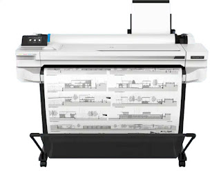 HP DesignJet T525 36-in Driver Download, Review And Price