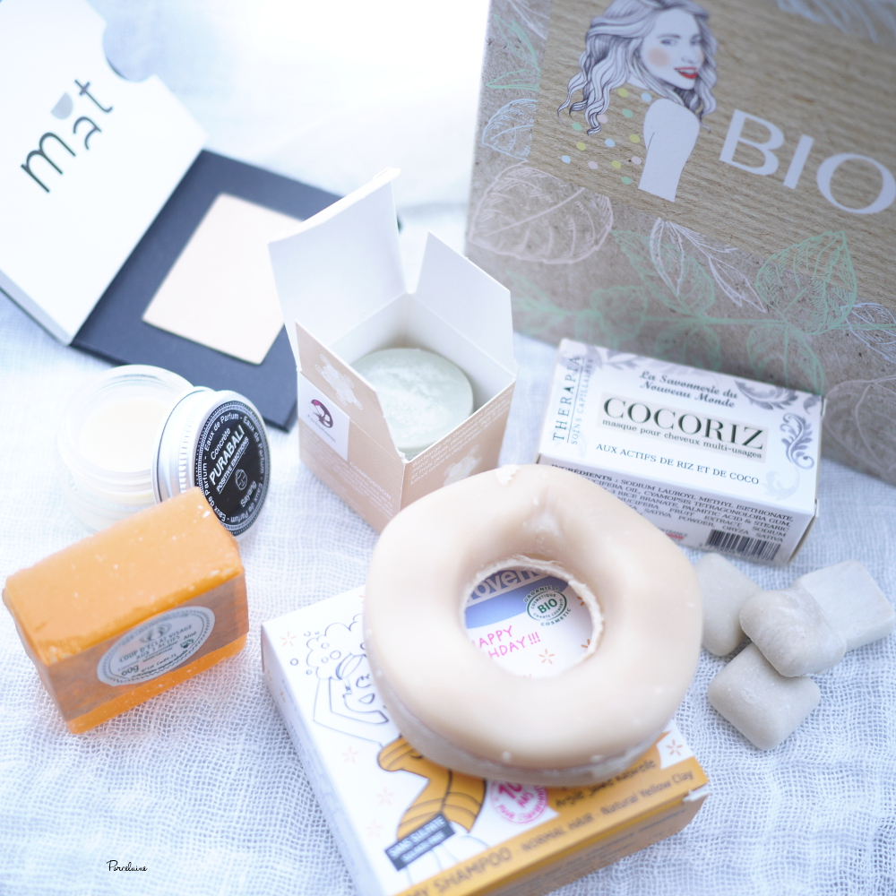 Biotyfull Box d'Octobre - slow cosmetique