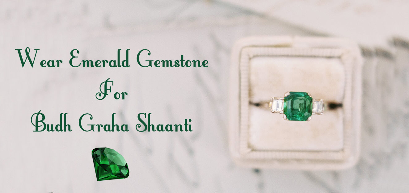 Emerald gemstone remove budh dosh mercury effects from your natal chart it would be better to wear certified emerald gemstone ring it can of any metal silvergold nvjuhfo Image collections