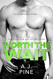 Worth the Wait by AJ Pine