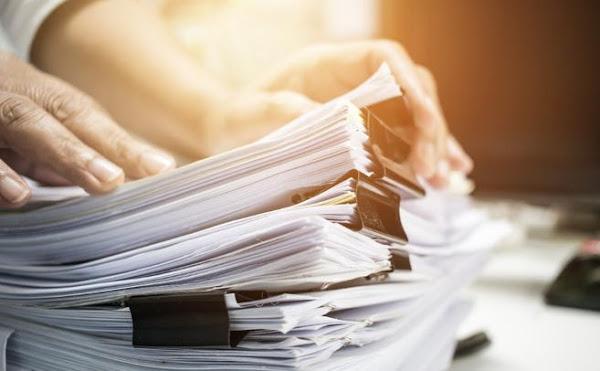 Pengertian Dokumen, Jenis, Fungsi, Perbedaannya Dengan Dokumentasi