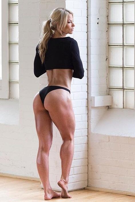 Muscular Asses Womens Pics 112