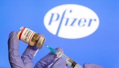 Pfizer/BioNTech vaccine SARS-COv2