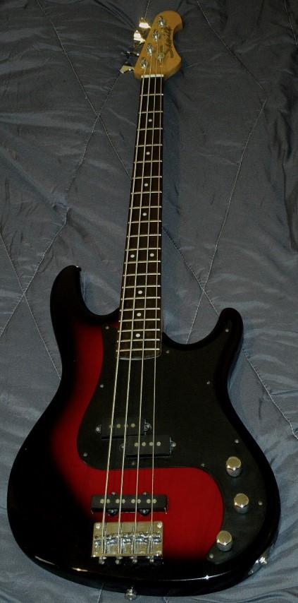 samick bass guitar restoration guitar dreamer. Black Bedroom Furniture Sets. Home Design Ideas
