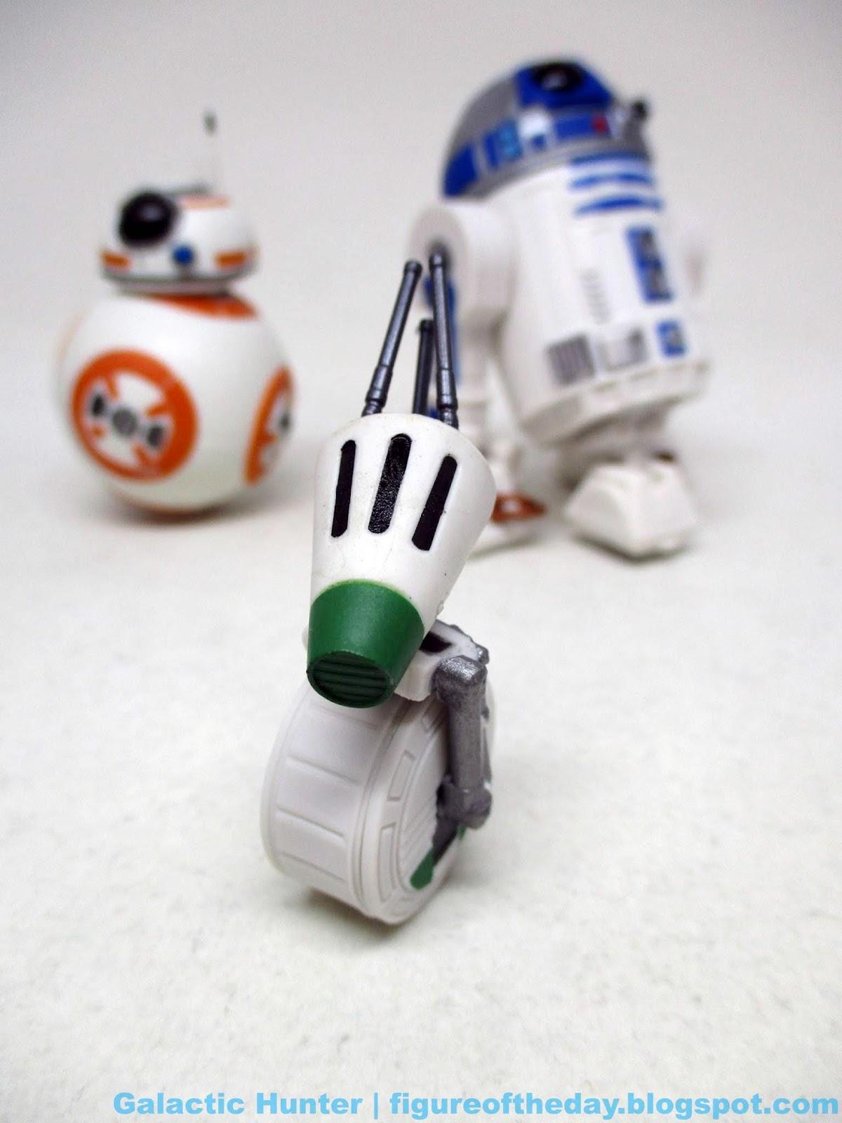 BB-8 Hasbro STAR WARS: Galaxie des aventures-R2-D2 D 3 O-Pack Toy droïdes