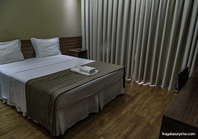 Apartamento do Hotel Mohave, Campo Grande, Mato Grosso do Sul