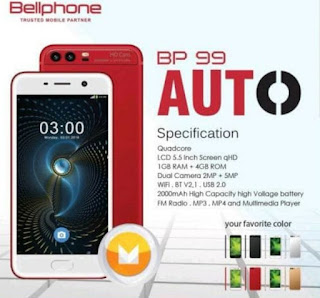Bellphone BP99 Auto