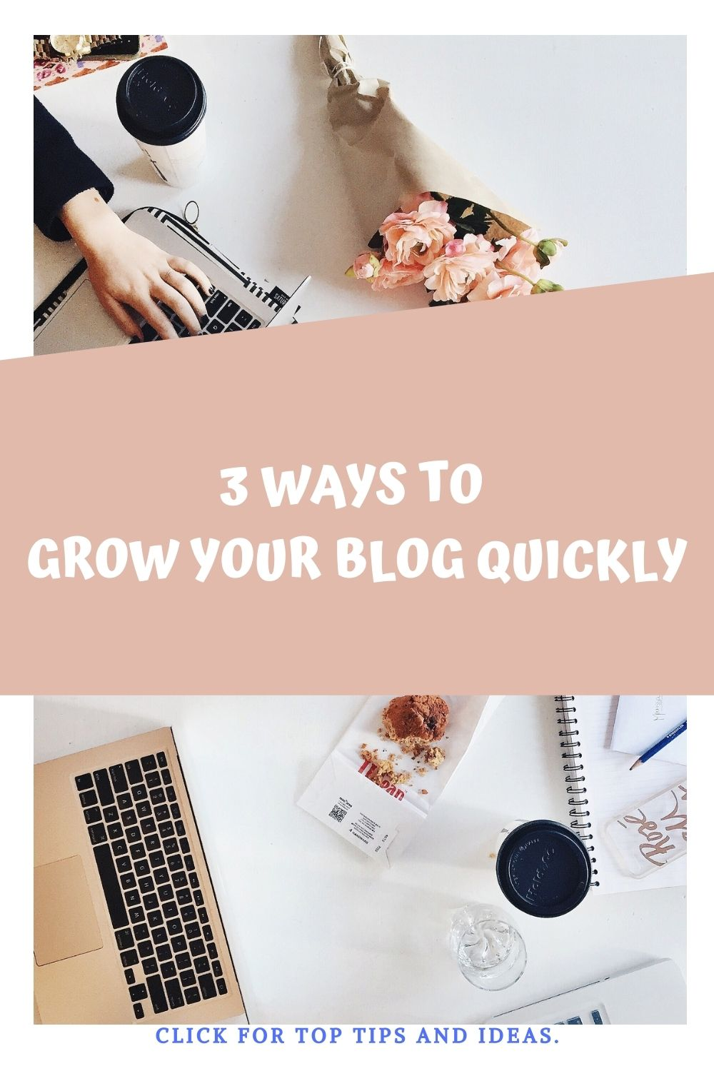 Pin This! (3 Ways to Grow Your Blog Quickly)