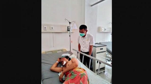 Sopir Angkot di Batam Dikeroyok Hingga Kritis, Diduga Dilakukan Aparat