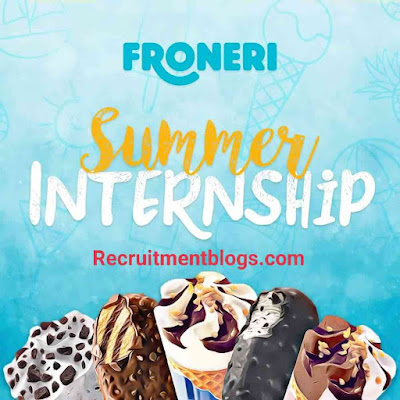 FRONERI EGYPT 2021 Summer Internship