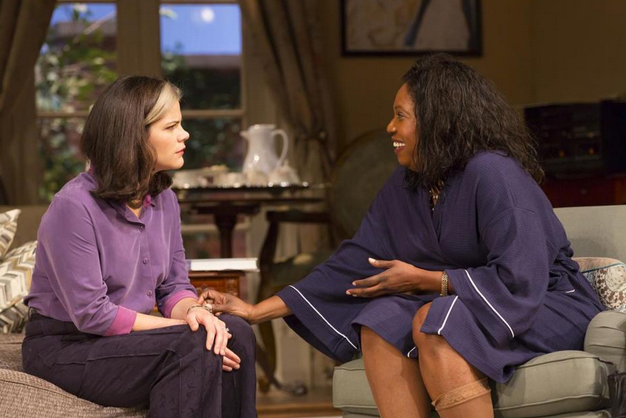 """a review of an american daughter a play by wendy wasserstein The time of her life the playwright wendy  in her new play, """"an american daughter,"""" which began  american daughter,"""" wasserstein seems to be ."""