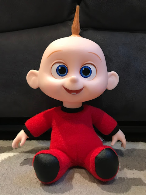 The Incredibles Jack Jack Grown Up