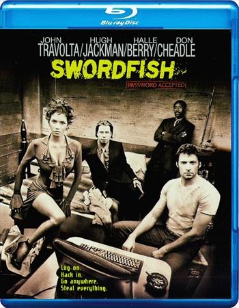 Swordfish 2001 Dual Audio Hindi 720p BluRay 700mb