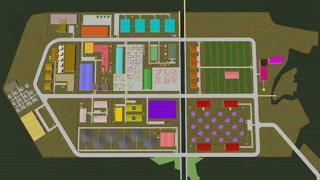 master plan industrial estate