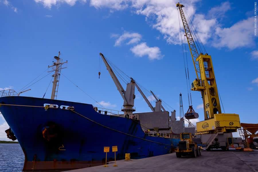 Porto de Rio Grande recebe ampliação para operações de granéis sólidos