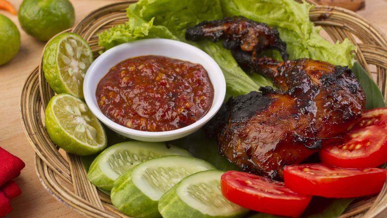 Resep Ayam Bakar Cekap Manis, aroma lebih harum dan rasa lebih gurih