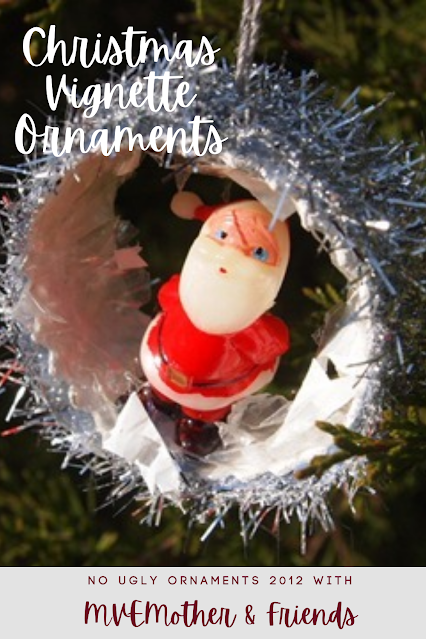 Christmas Vignette Ornament