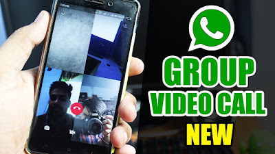 How to make WhatsApp video calls of up to 8 people