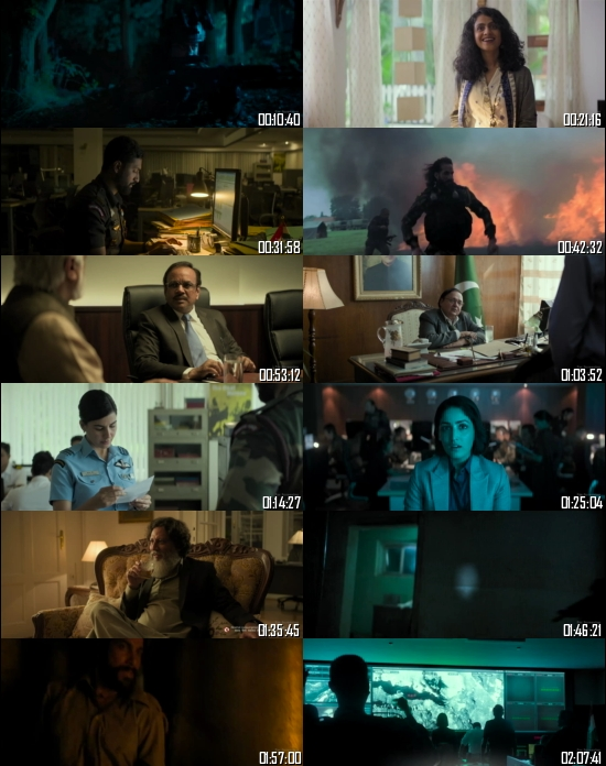 Uri The Surgical Strike 2019 Hindi 720p 480p HDRip