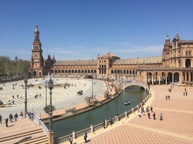 (Voyages) On peut regarder les meilleurs spots pour se prendre en photo à Séville