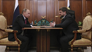I'm Ready To Die For President Putin-Chechen Leader Say's